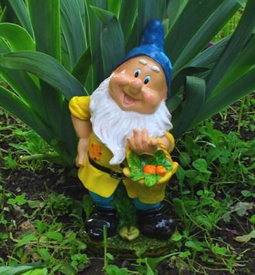 Гном огородник - фото 4853