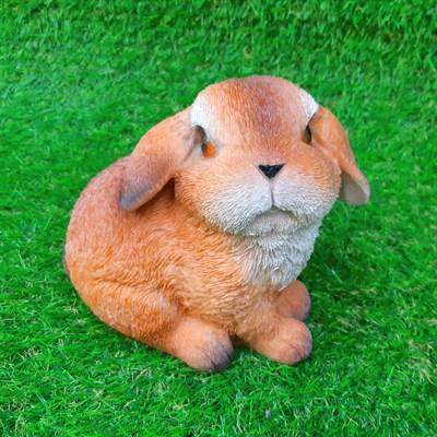 Кролик-2 рыжий - фото 4918