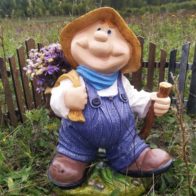 Кашпо садовник - фото 5508